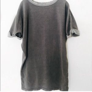 Urban Outfitters Dresses - Silence + Noise | Gray Dax Dolman Sweatshirt Dress